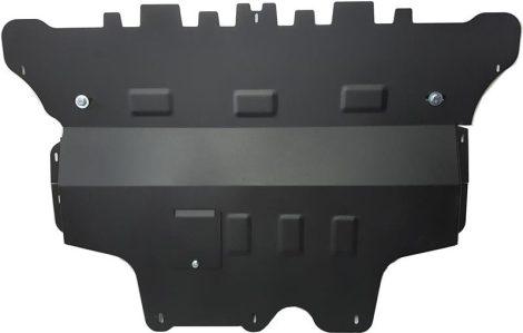 Audi A3 (8V), 2012 - 2020    SMP30.145 - Motorvédő lemez manuális sebességváltós autóhoz