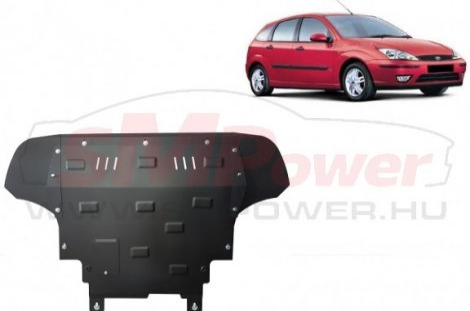 Ford Focus I, 2001 -   SMP08.049K - Motorvédő lemez