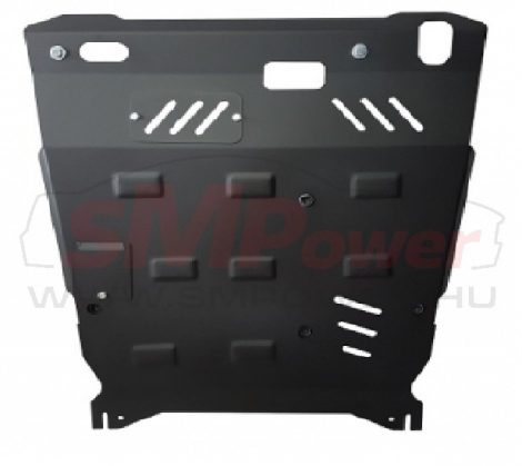 Peugeot 4008, 2012 - | SMP15.096 - Motorvédő lemez