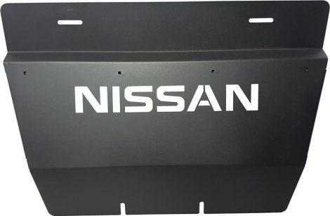 Nissan Navara, 2.5 dCi (4WD), 4.0 (4WD), 2005- | SMP99.115K - Hűtővédő lemez