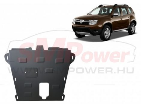 Dacia Duster 2010 - | SMP06.041 - Motor- és váltóvédő lemez
